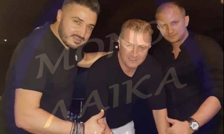 Χτύπησε cabana ο Γιώργος Βελισσάρης